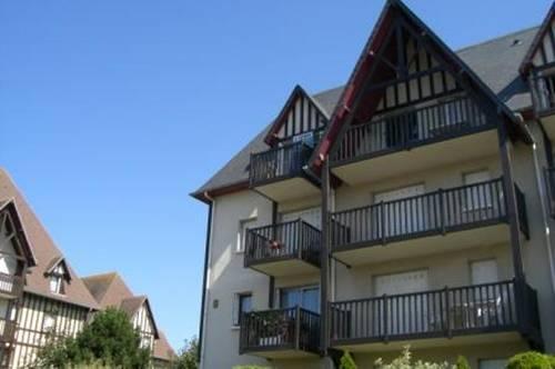 Loue appartement duplex pour 6personnes - Cabourg, proche plage et centre
