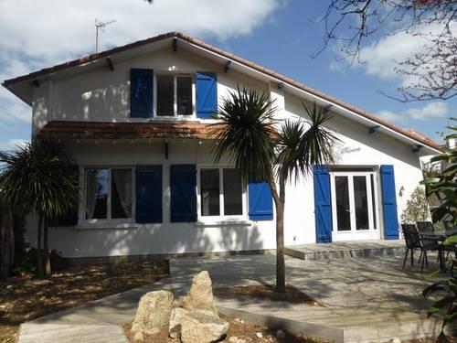 Loue Villa à La Baule (44) proche commerces et plage - 10couchages