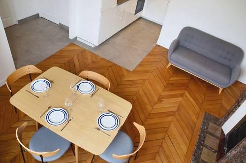 Rent beautiful 2rooms apartment, with a view on the river Seine - 42m², Paris 4ème
