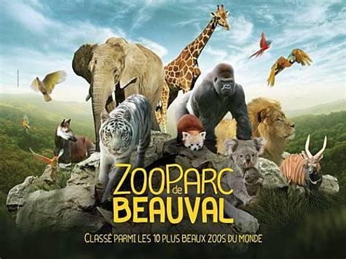 Vends 3billets pour le zoo de Beauval