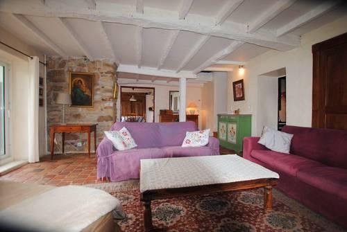 Belle maison basque à louer à Ascain 10à 12couchages