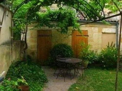 Loue Belle Maison Bordelaise pierre Jardin Public 186m² 4chambres- Bordeaux (33)