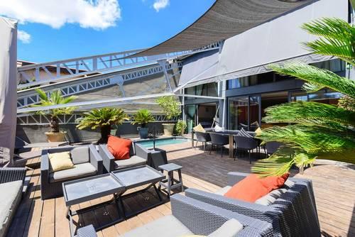 Vends Belle maison de caractère avec piscine - 5chambres, 267m², Montpellier (34)