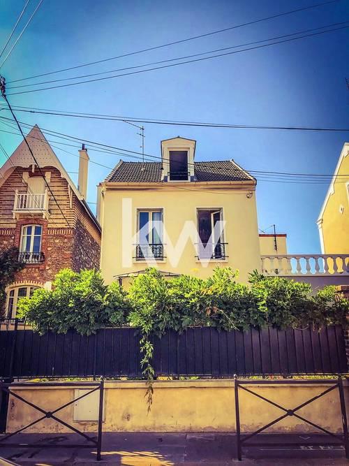 Vends maison 120m² - 3chambres - Bois Colombes