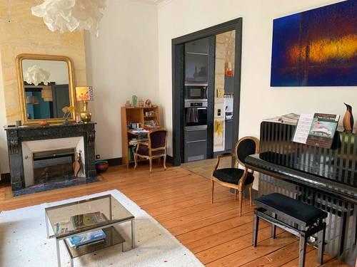Loue belle maison familiale bien située dans le centre de Bordeaux (33) 7couchages