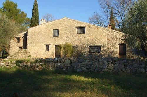 Loue très belle propriété rustique avec 2maisons, 4ha, Piscine et 17couchages - Bagnols-en-Forêt (83)
