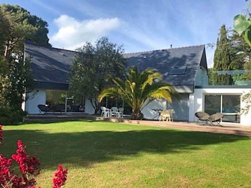 Loue belle Villa au bord du Golfe du Morbihan - Baden (56) - 8couchages