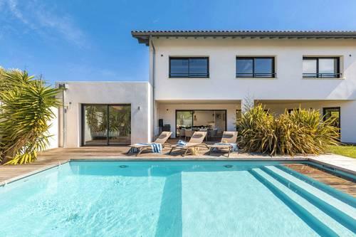 Loue belle villa - 4chambres, 250m², Biarritz (64)