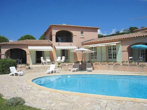 Loue belle villa à Sainte-Maxime (83) vue mer, piscine, 11couchages