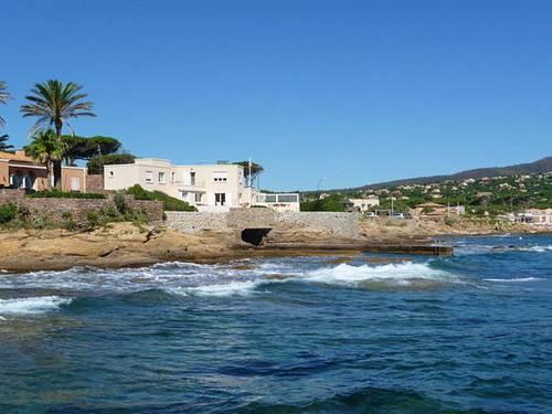 Loue belle villa les pieds dans l'eau - Sainte Maxime (83) - 10couchages