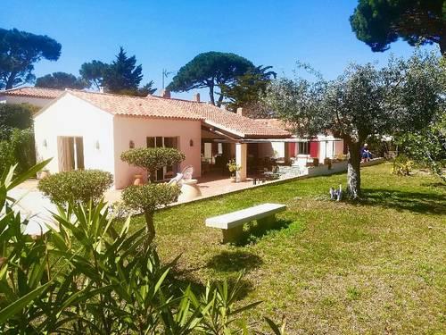 Loue belle villa avec piscine coeur de Saint Tropez (83) - 6couchages