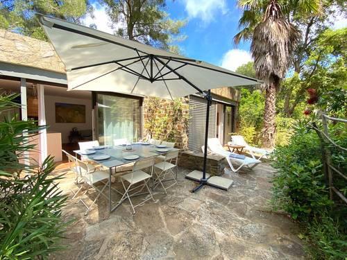 Loue GAOU BENAT Villa de 70m² à proximité de la plage et tennis - 2chambres