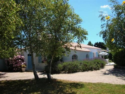 Loue maison à Noirmoutier le Vieil proche de la plage, 7couchages
