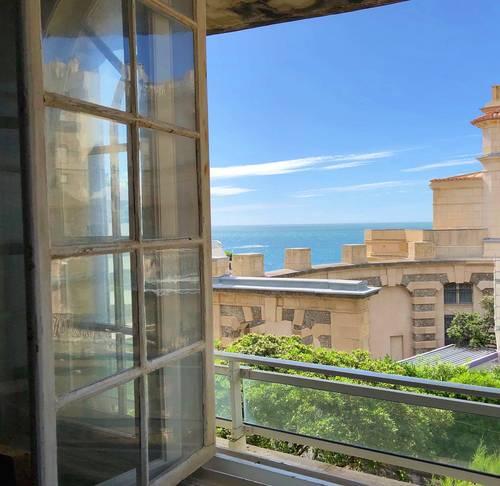 Loue appartement Biarritz (64) accès direct à la plage 4couchages