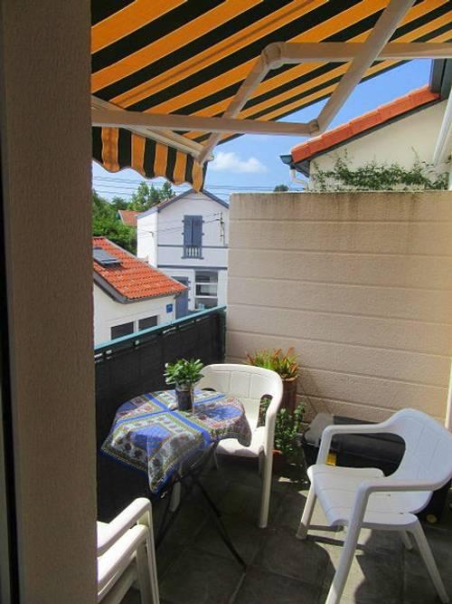 Propose Biarritz T2- Parking - Mi Juillet - Mi Août