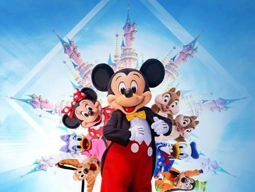 Vends billet Disney 1J / 2P