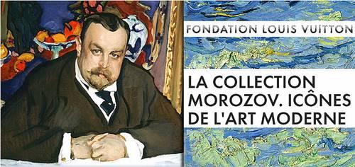 5Billets Collection Morozov - Fondation Louis Vuitton, 21Novembre