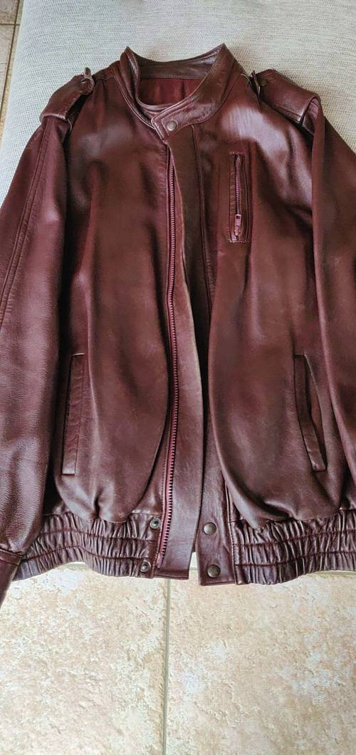Blouson Rodier Cuir - Taille XL