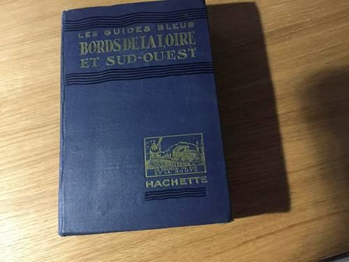 Les bords de La Loire Éd. Guide Bleu1934