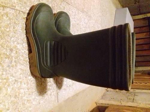 Vends bottes de pluie T32