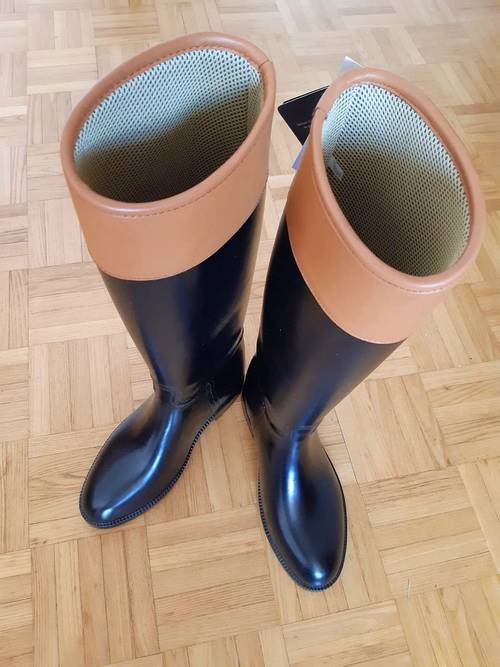 "Bottes AIGLE ""Jumping 2"" - Femme, pointure 37 - NEUVES !"