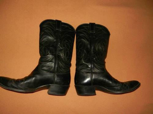 Bottes western taille 42