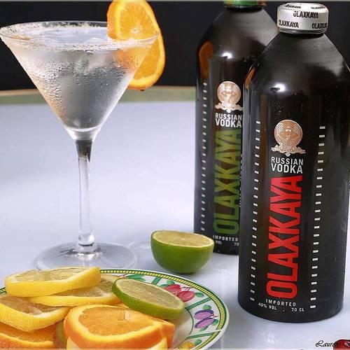 Bouteille Vodka Olaxkaya 70cl