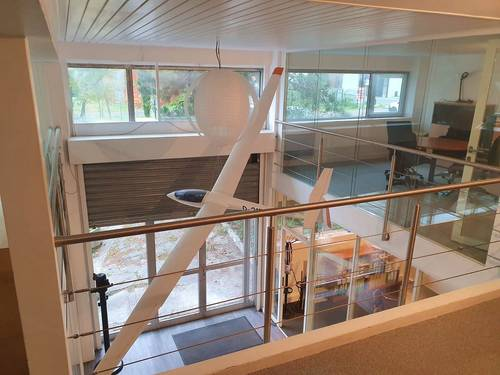 Loue bureaux, 150m² , à VIROFLAY