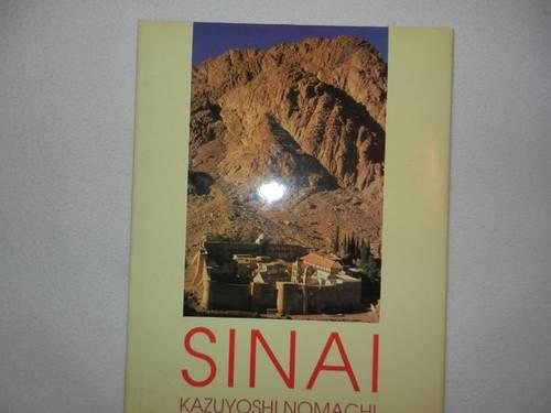 Livre sur le Mont Sinaï