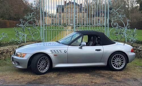 Vends BMW Z3Cabriolet 115cv 125000kms 1997