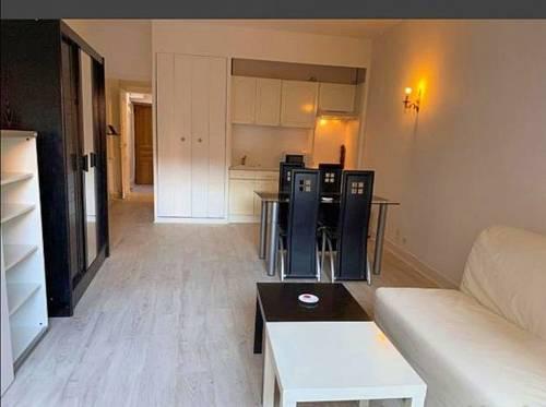 Loue appartement T1calme Centre-Ville - 35m² - Dijon (21)