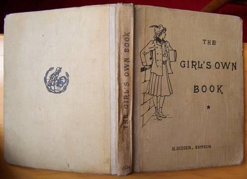 The girl's own book - G. H. Camerlynck (état acceptable)