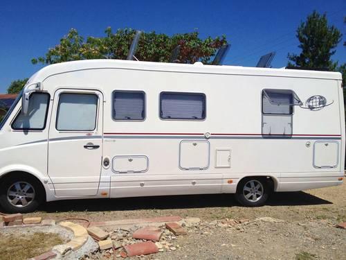 Camping-car LE Voyageur - 2007, 116600km