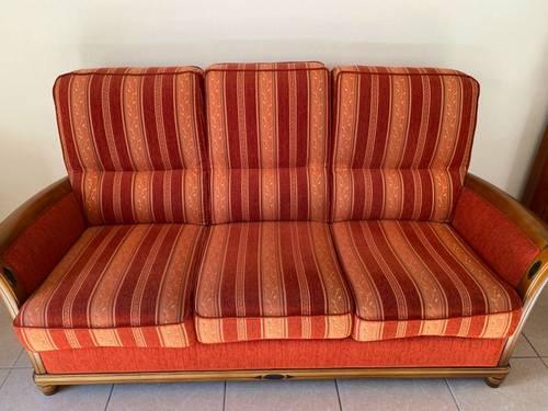 Vends Canapé et deux fauteuils