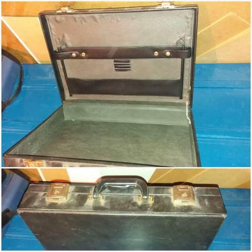 Vends Cartable + attaché-case bon état