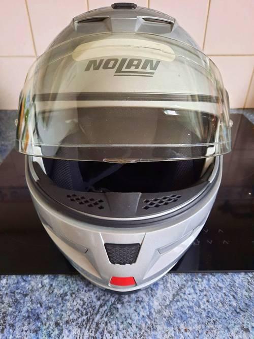 Casque de moto Nolan