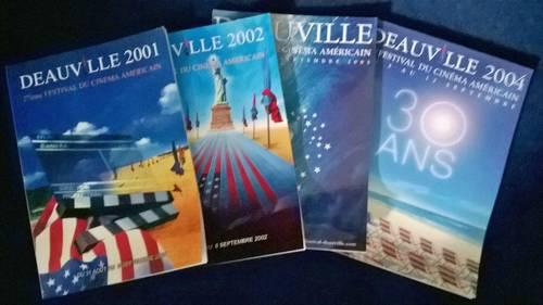 Catalogue officiel Festival du Cinéma Américain