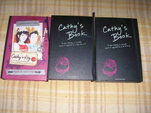2livres Cathy's Book et Cathy's Key Stewart / WEISMAN / Brigg