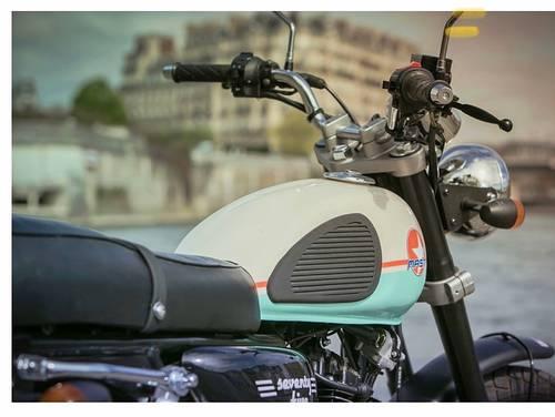 Moto mash 125- 2000km - 2016