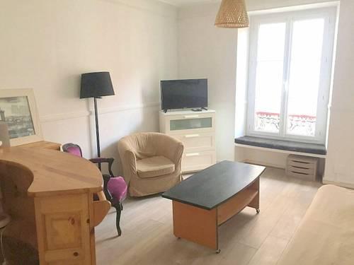 Loue appartement 4couchages - centre-ville Biarritz 150m de la plage tout à pied
