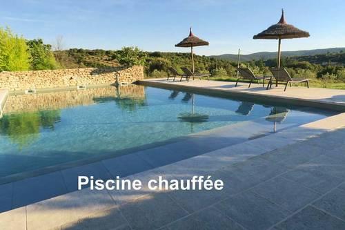 """Loue maison de charme """"le Clos d'Estellan"""" - 2couchages - à Bonnieux (84), Luberon"""