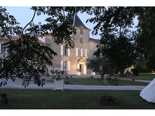 Propose demeure La Seigneurie pour réceptions mariages 300personnes à Rouffiac (17)