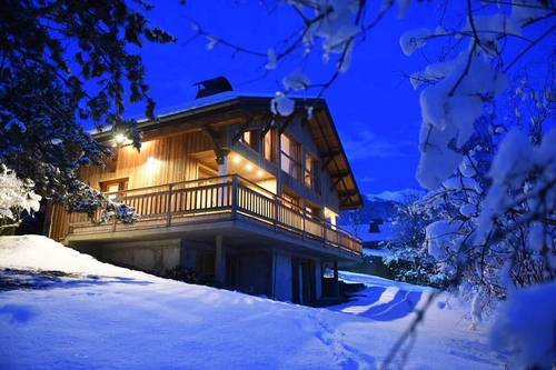 Loue chalet - 5chambres - 16couchages- Samoëns (74)