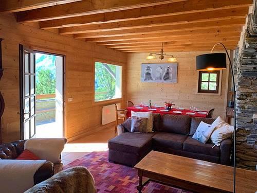 Loue Chalet 10couchages à Villard Reculas domaine Alpes d'Huez