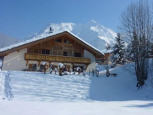 Loue Chalet montagne, 7chambres, 16couchages, Saint-Gervais-les-Bains (74)