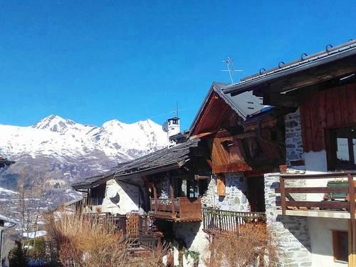 Loue chalet authentique 4chambres - 14couchages - Bourg-Saint-Maurice (73) Savoie Les Arcs