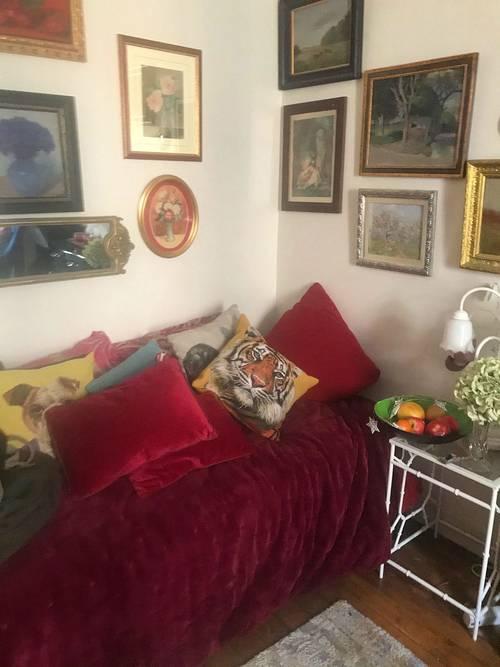 Loue une chambre dans mon appartement dans le 17e