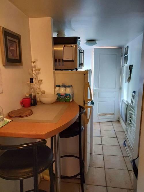 Propose chambre cosy dans appartement indépendant - L13les agnettes - Asnières-sur-Seine (92)