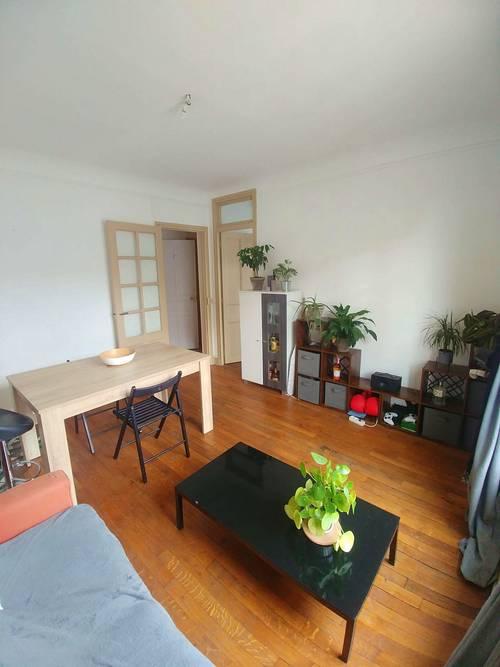 Loue chambre dans colocation de 53m² - Courbevoie (92)