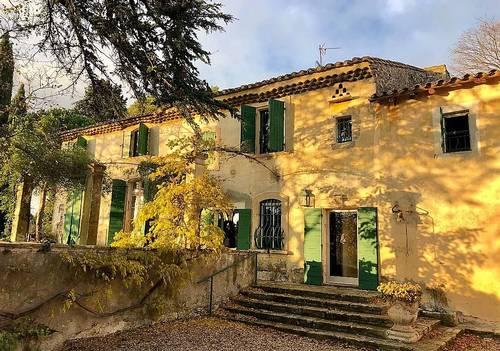 Loue chambres d'hôtes en Provence Tarascon (13) - 2, 4, 6couchages